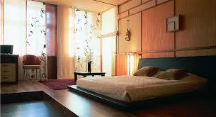 Как обустроить спальню в японском стиле (13)