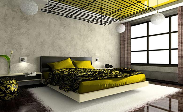 Как обустроить спальню в японском стиле (2)