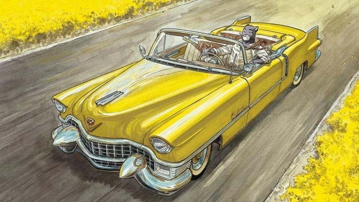Машины арт рисунки 018