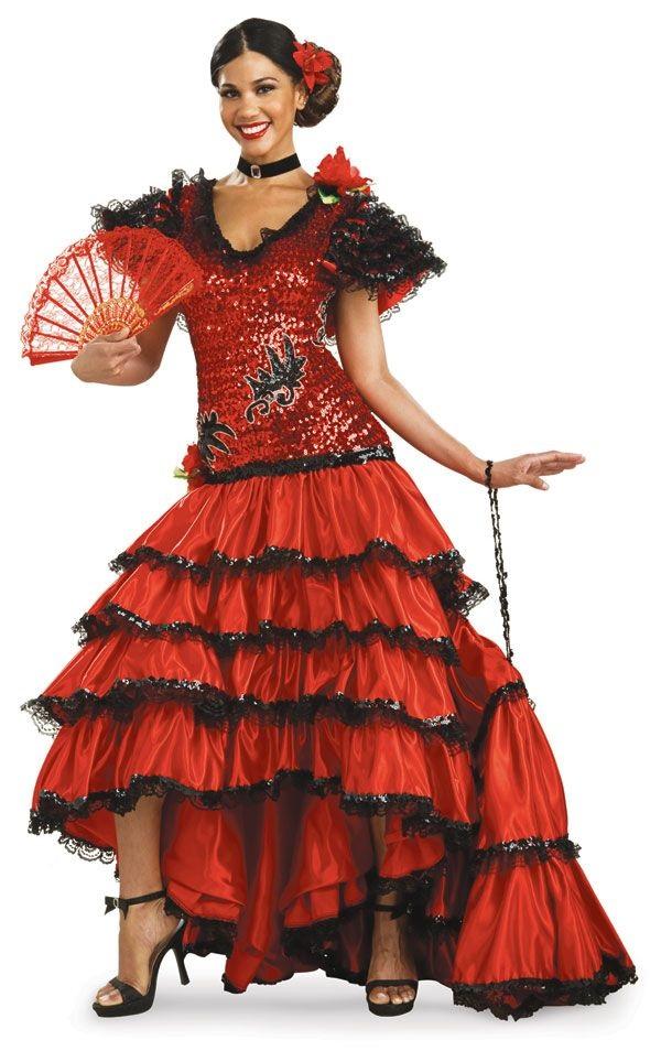 Мексиканские костюмы своими руками 001