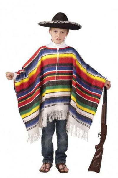 Мексиканские костюмы своими руками 002