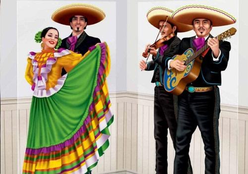 Мексиканские костюмы своими руками 003