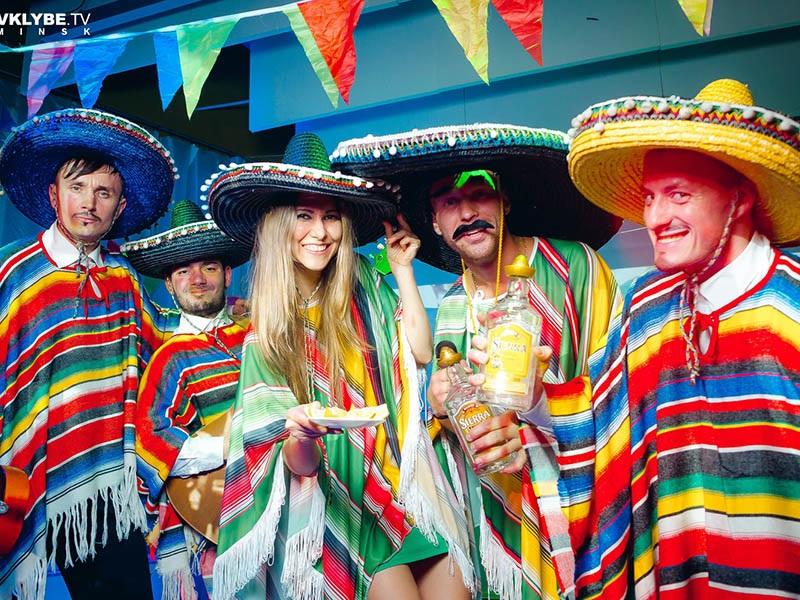 Мексиканские костюмы своими руками 005