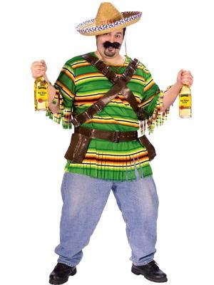 Мексиканские костюмы своими руками 009