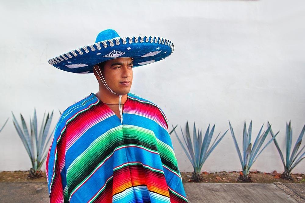 Мексиканские костюмы своими руками 010