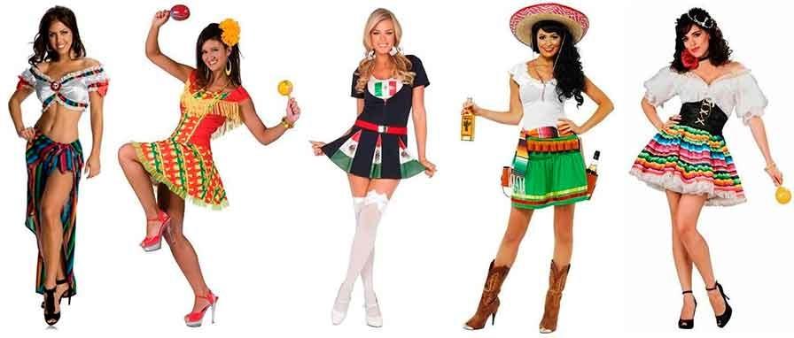 Мексиканские костюмы своими руками 012
