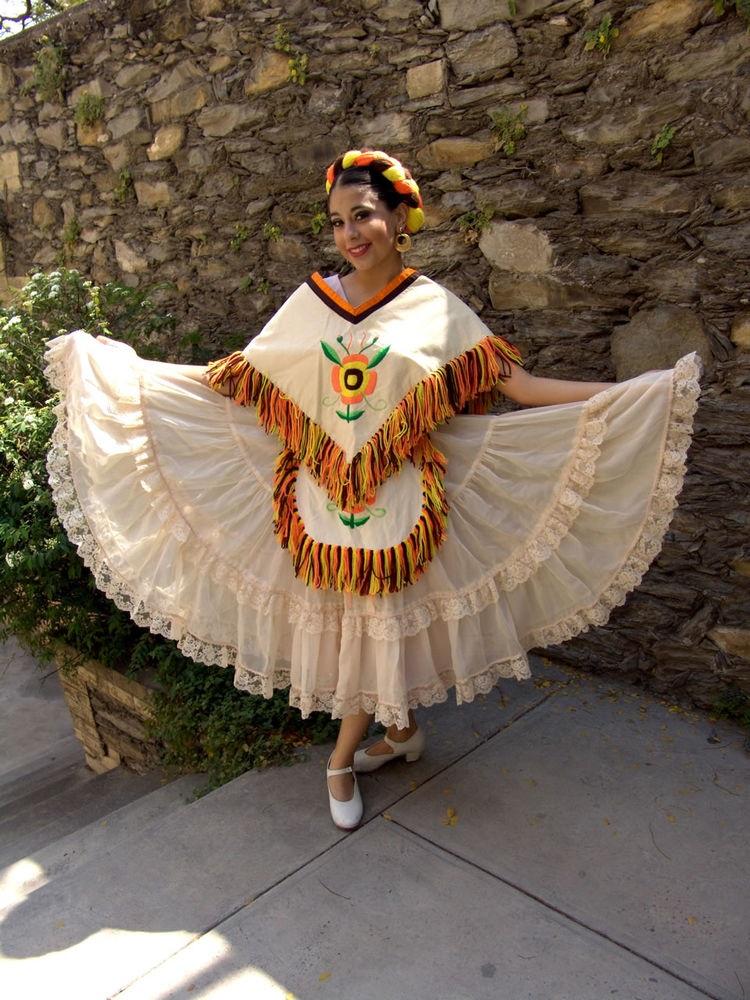 Мексиканские костюмы своими руками 013