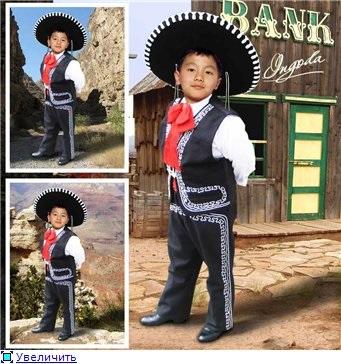 Мексиканские костюмы своими руками 016