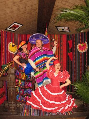 Мексиканские костюмы своими руками 017