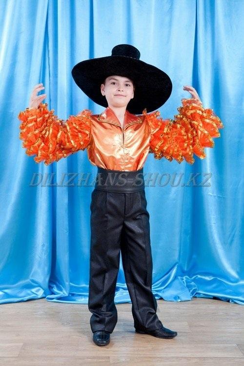 Мексиканские костюмы своими руками 018