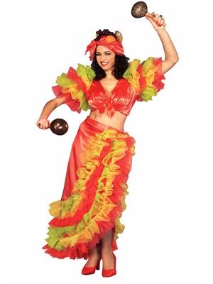 Мексиканские костюмы своими руками 024