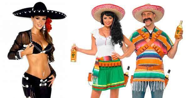 Мексиканские костюмы своими руками 025