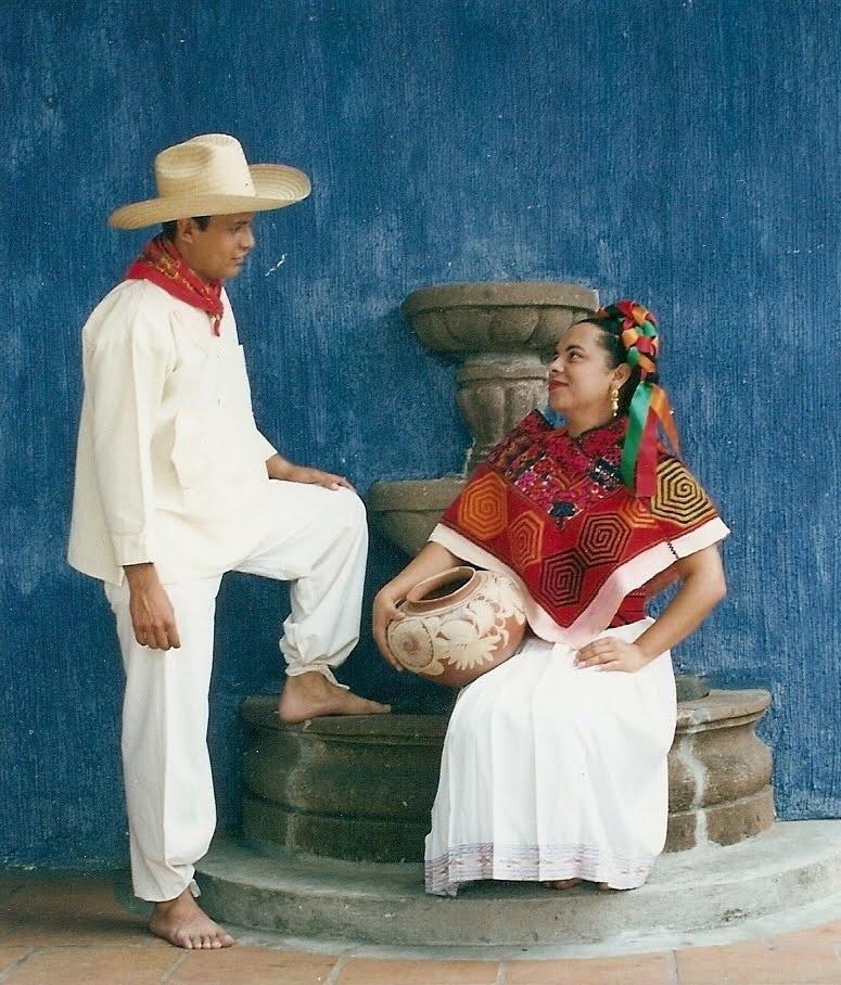 Мексиканские костюмы своими руками 026