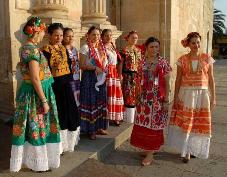 Мексиканские костюмы своими руками 028