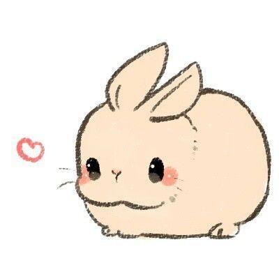 Милые рисунки животных 001