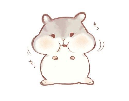 Милые рисунки животных 002