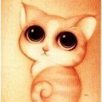 Милые рисунки животных — лучшие