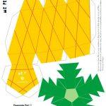 Оригами шаблоны распечатать — коллекция
