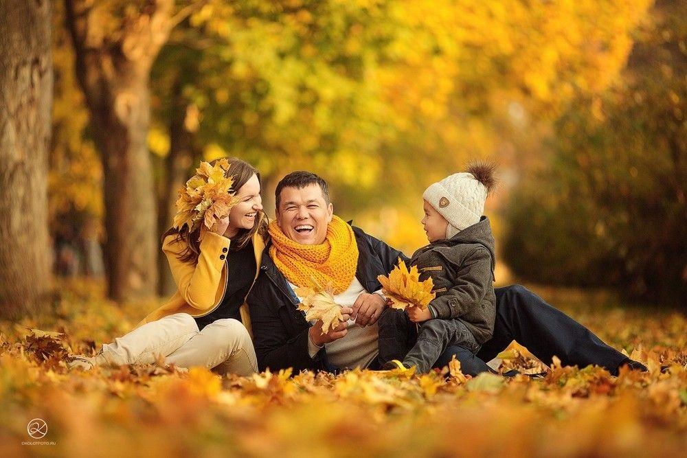Осенние семейные фотографии 001