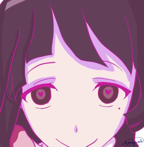Отчаяние аниме арт 001