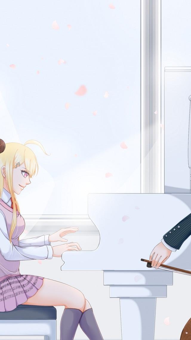 Отчаяние аниме арт 003