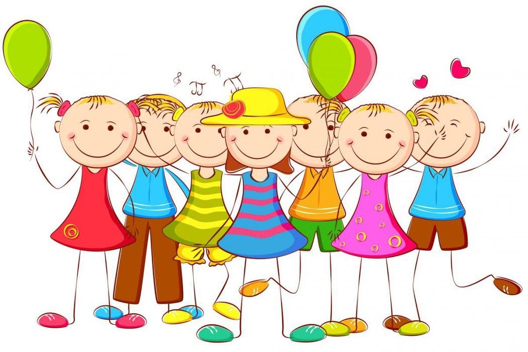Праздник детства картинка 020