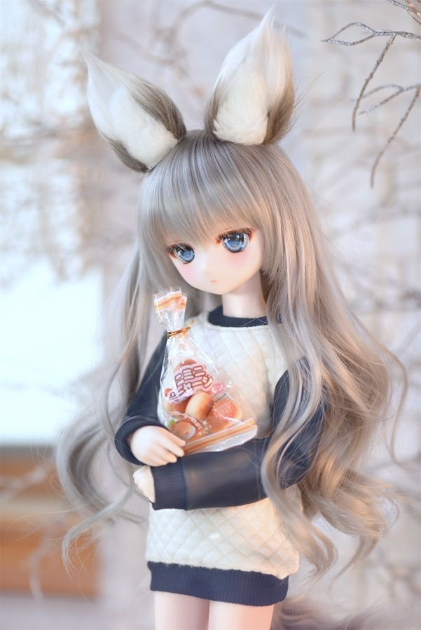 Рисунки аниме куклы 002