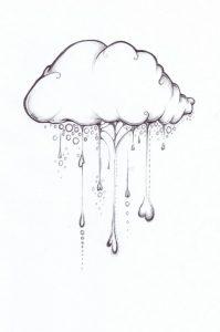 Рисунки карандашом для альбома 025