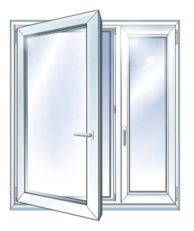 Рисунки окон и дверей 010