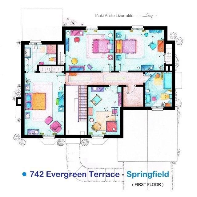 Схемы домов в симс фриплей 002