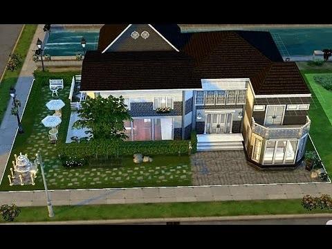 Схемы домов в симс фриплей 005