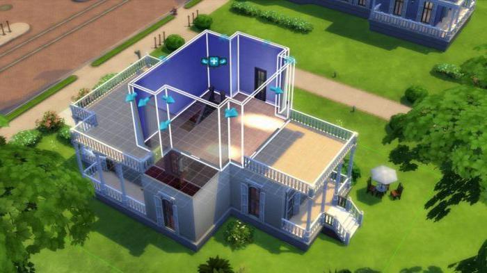 Схемы домов в симс фриплей 018