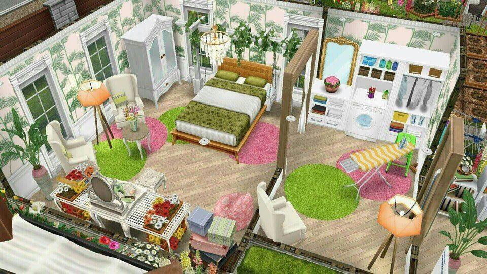 Схемы домов в симс фриплей 022