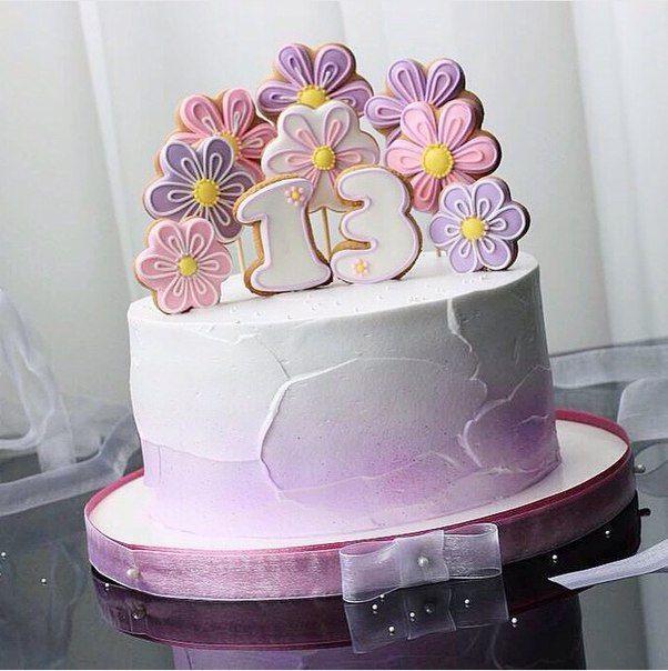 Торты для девочек подростков 011