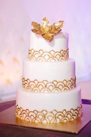Торт в стиле осень 011