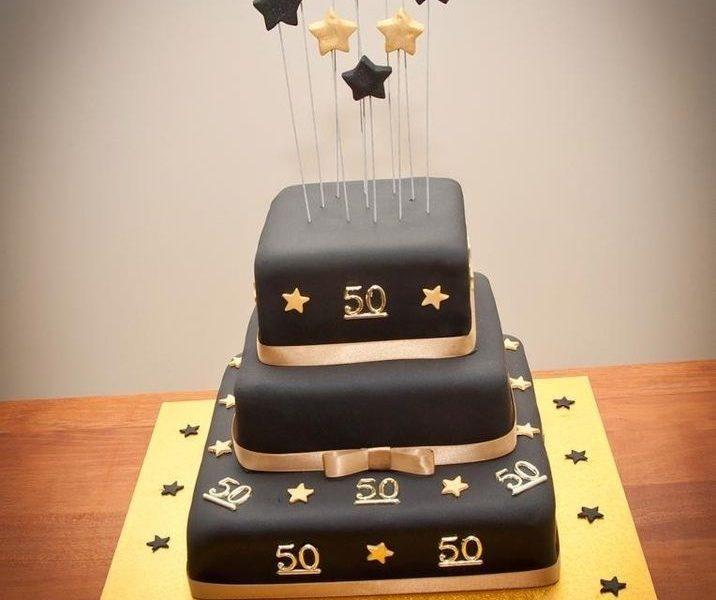 Торт квадратный для мужчины 024