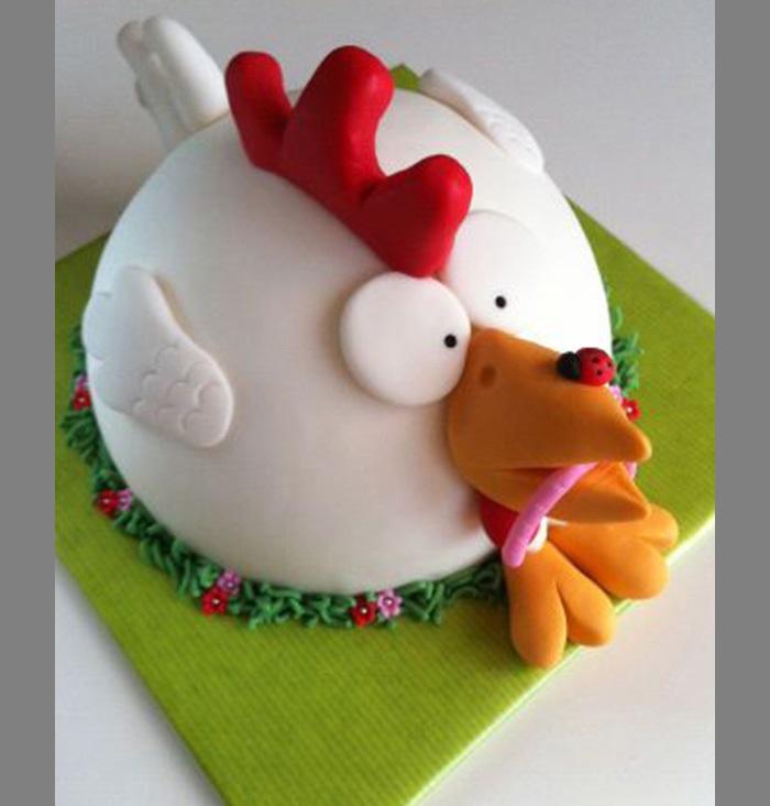 Торт на тему семья 014