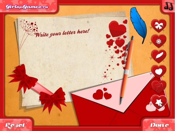 Украшения для письма 021