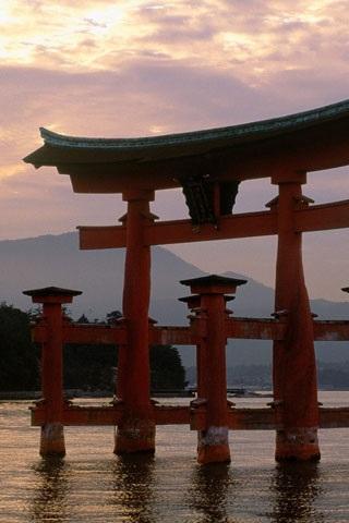 Япония обои на айфон 010