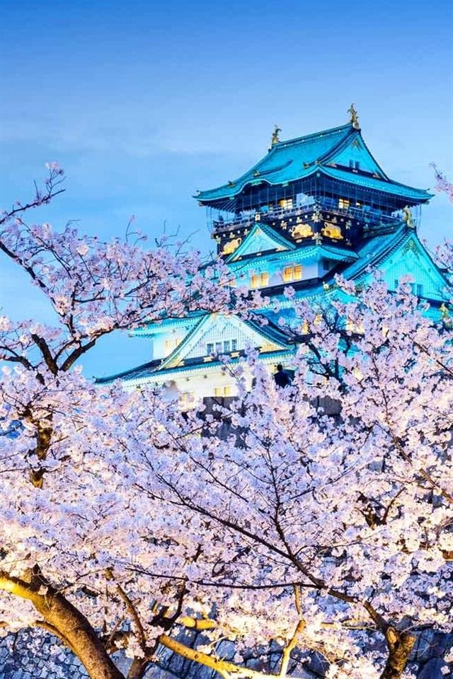 Япония обои на айфон 012