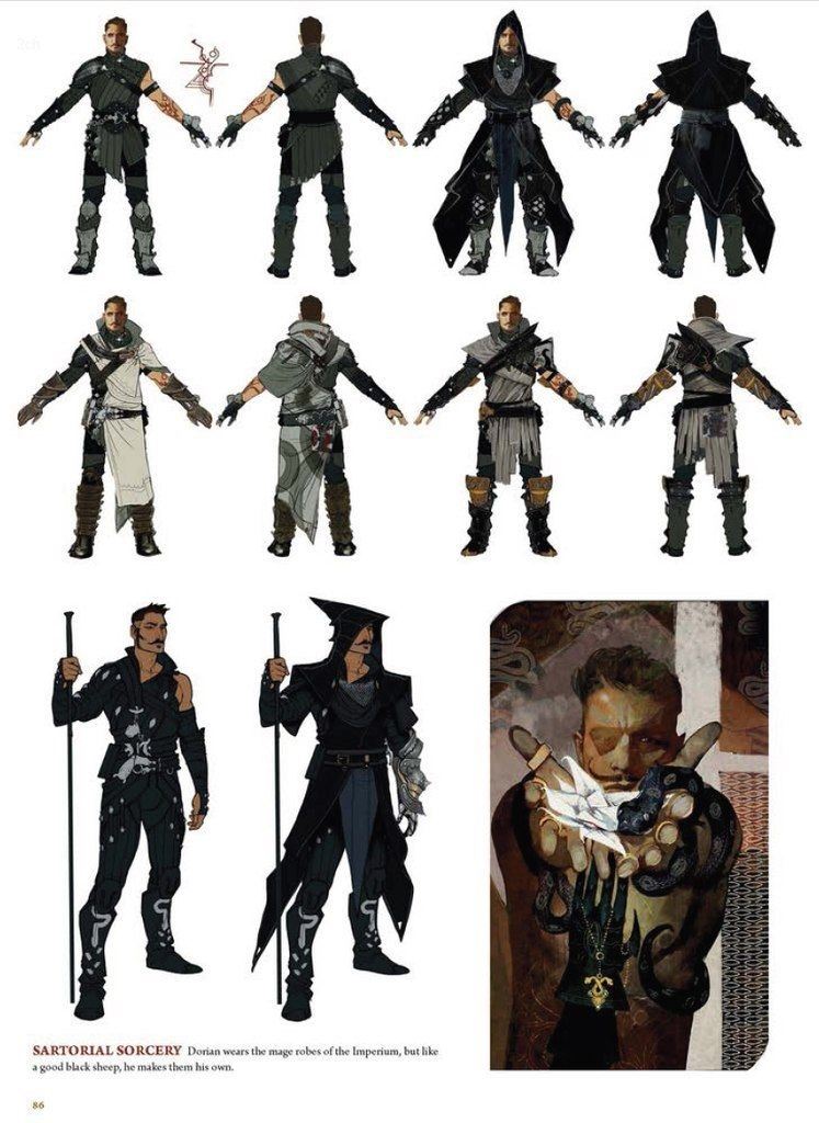 Concept art dragon age inquisition 001