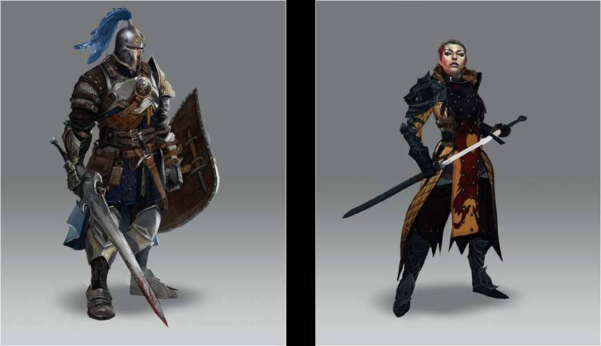 Concept art dragon age inquisition 004