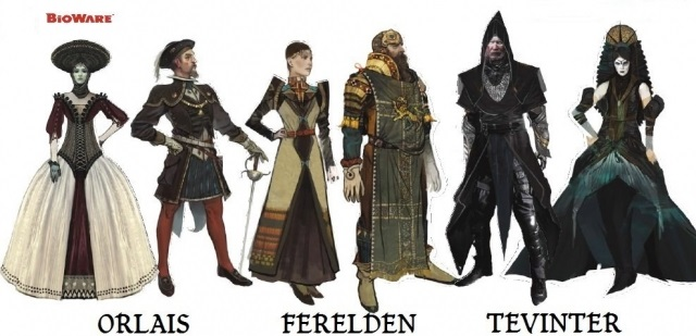 Concept art dragon age inquisition 007