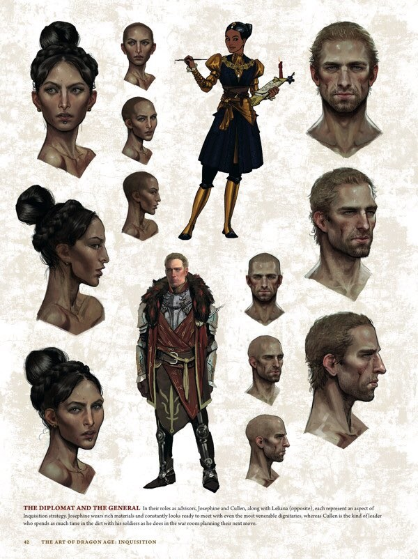Concept art dragon age inquisition 012