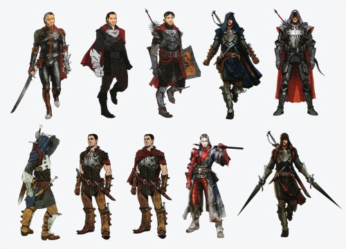 Concept art dragon age inquisition 013