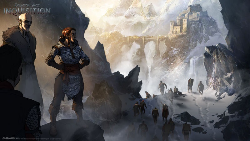 Concept art dragon age inquisition 016