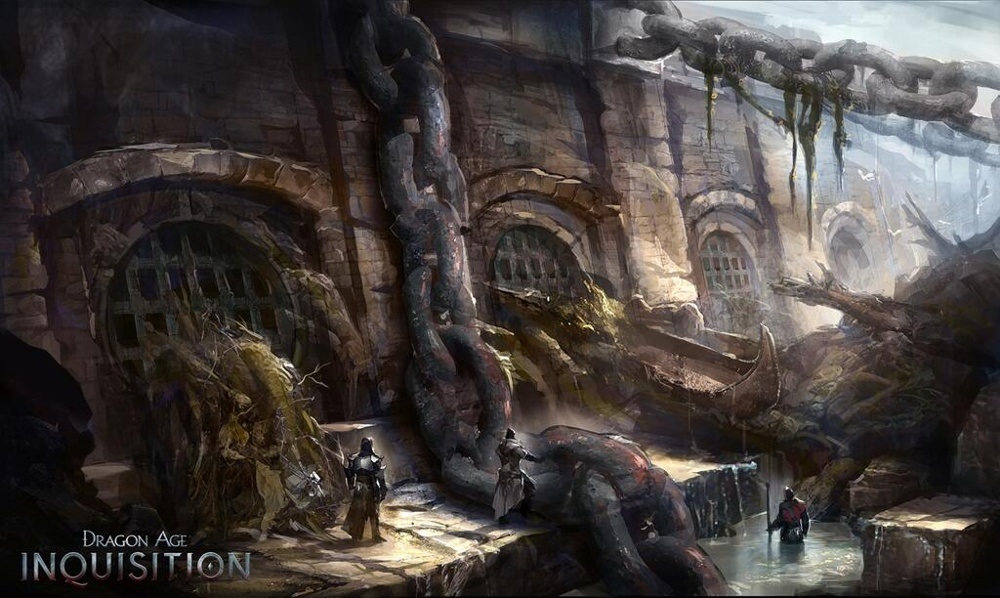 Concept art dragon age inquisition 019