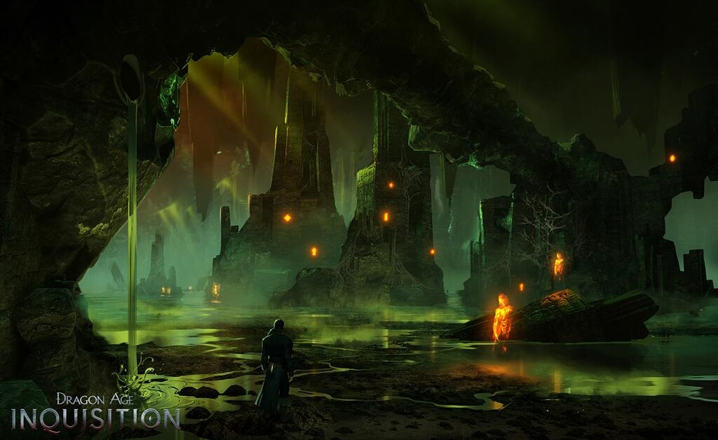 Concept art dragon age inquisition 021