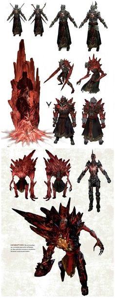 Concept art dragon age inquisition 026