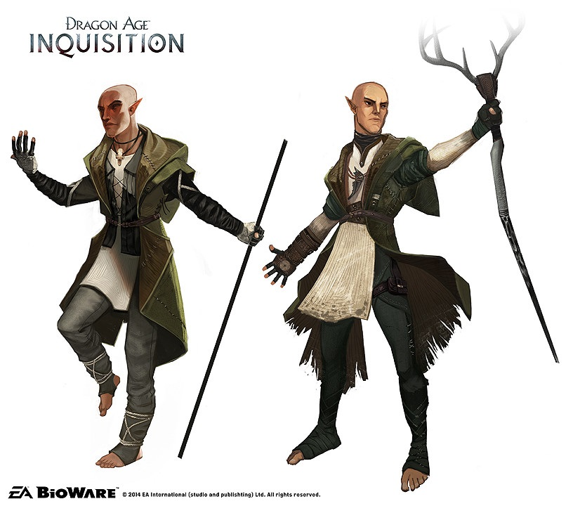 Concept art dragon age inquisition 028